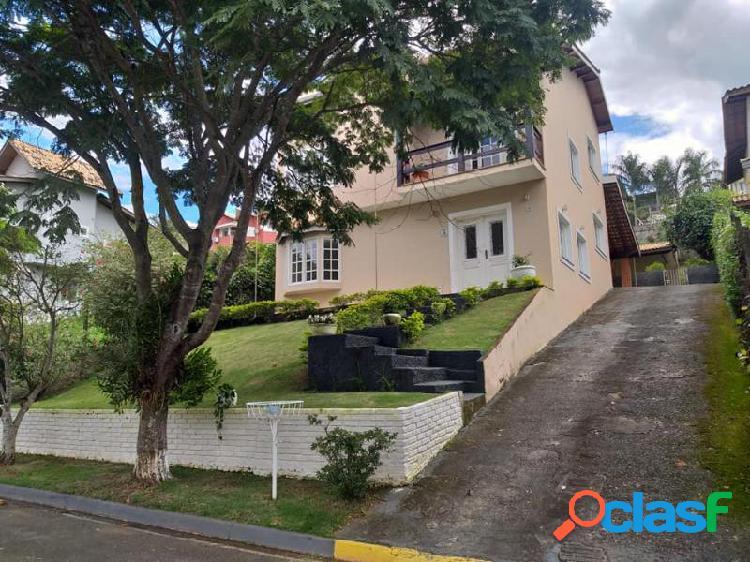 Casa em condomínio em bragança paulista - condomínio residencial santa helena iii santa helena por 1 milhão à venda