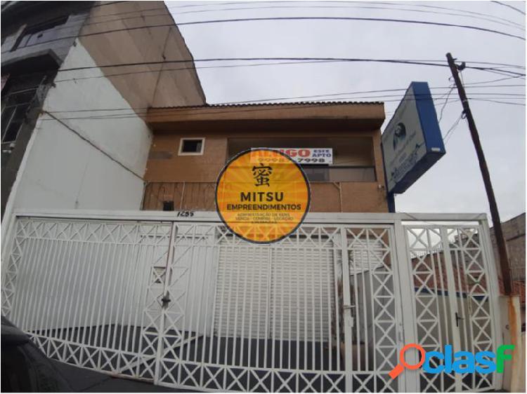 Apartamento com 3 dorms em santo andré - bangú por 1.9 mil para alugar