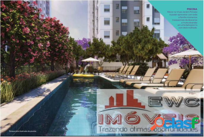 Apartamento com 2 dorms em são paulo - loteamento city jaragua por 196.000,00 à venda