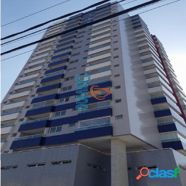 Apartamento com 2 dorms em Praia Grande - Ocian por 530 mil à venda