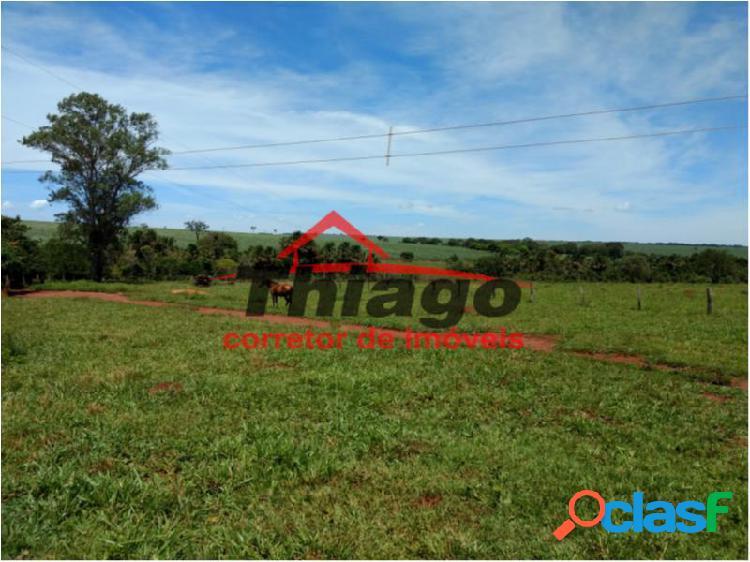 Fazenda em santa vitória - zona rural à venda
