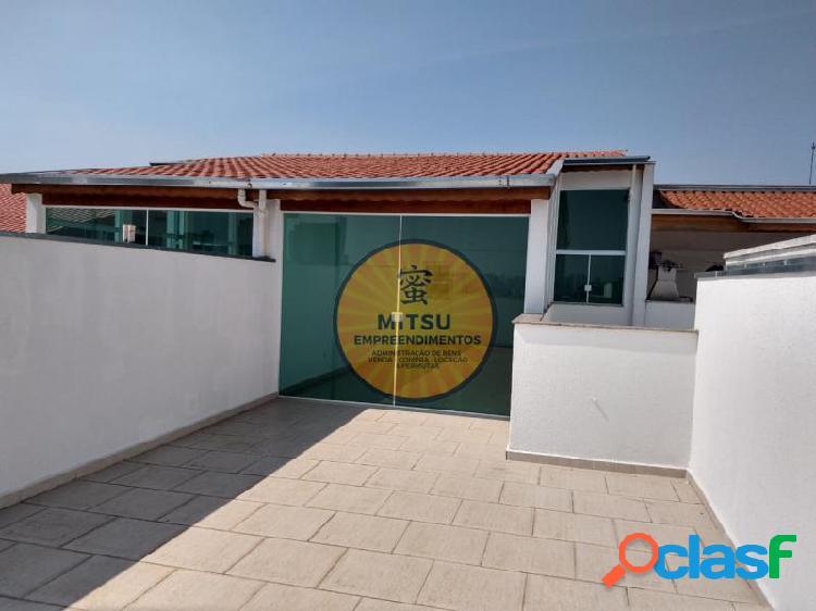 Cobertura em santo andré - vila humaitá por 425 mil à venda