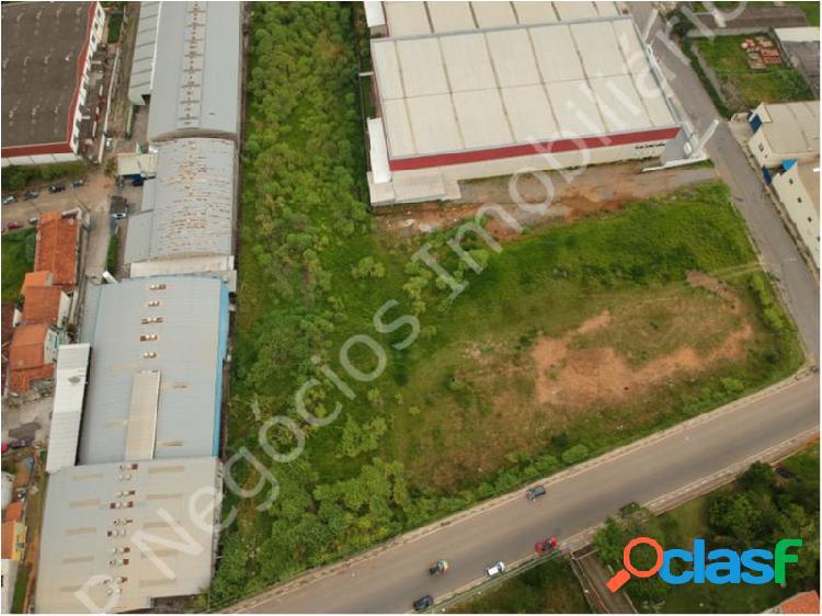 Terreno com 7500 m2 em bom jesus dos perdões - distrito industrial por 1.4 milhões à venda