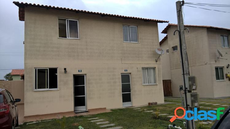 Casa duplex - venda - são pedro da aldeia - rj - recanto do sol