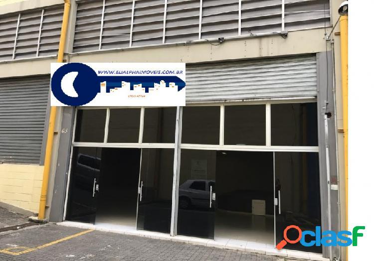 Galpão - Aluguel - Barueri - SP - Alphaville Industrial)