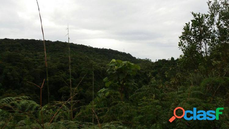 Sítio - venda - vidal ramos - sc - baixo rio das pacas