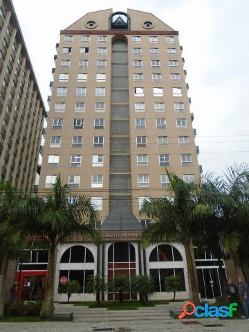 Conjunto/sala/escritório - aluguel - curitiba - pr - centro civico)
