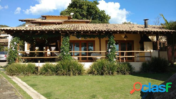 Casa em condomínio - venda - ilhabela - sp - curral