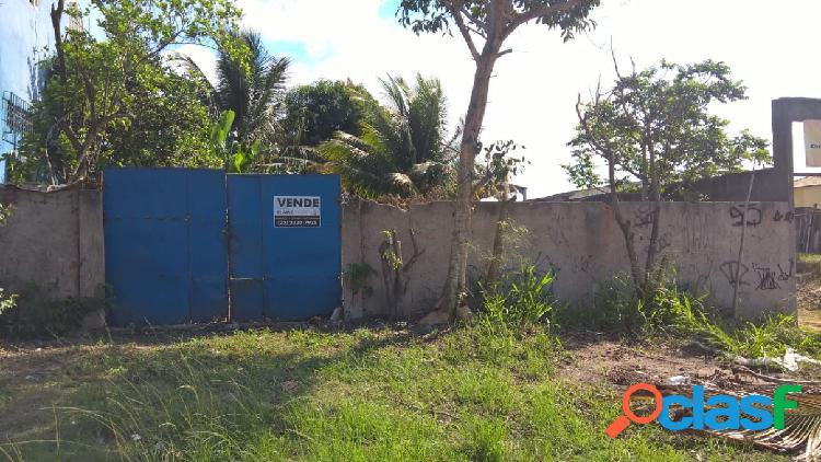 Terreno comercial - venda - sao pedro da aldeia - rj - balneario