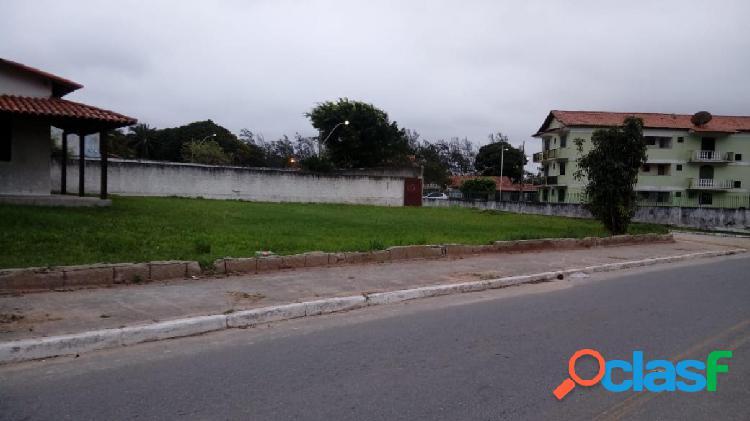 Terreno - venda - sao pedro da aldeia - rj - centro