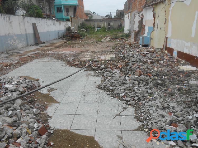 Terreno - venda - nilopolis - rj - nova cidade