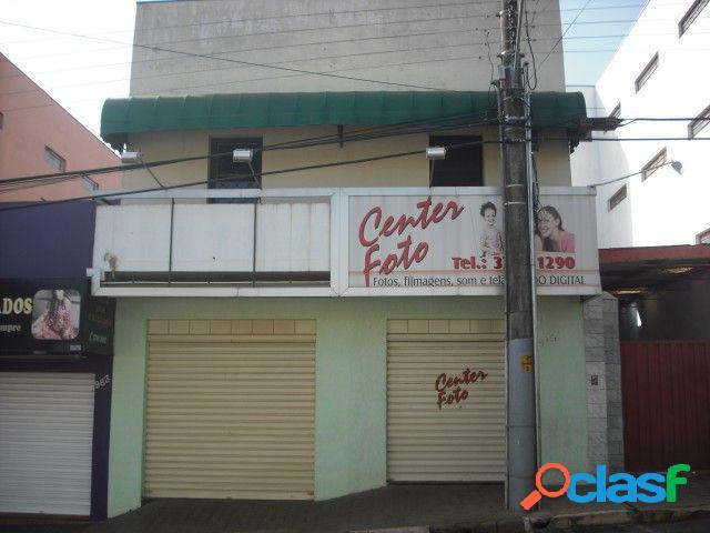 Predio comercial - venda - itaí - sp - centro