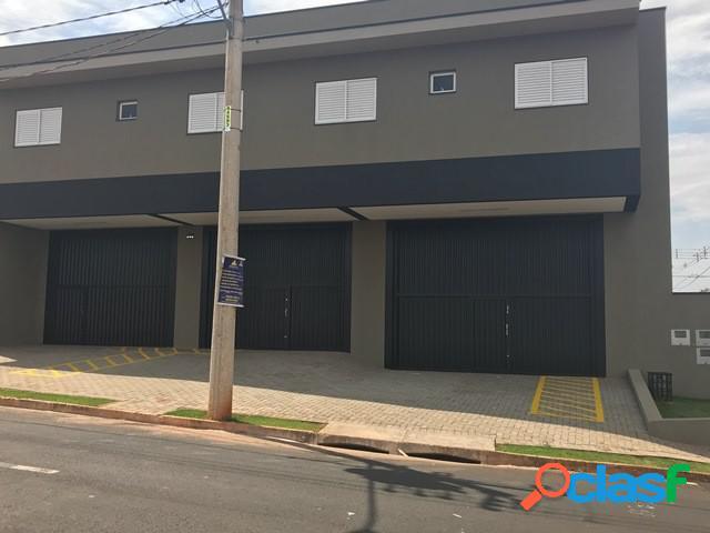 Salão Comercial - Aluguel - São José do Rio Preto - SP - Residencial São Thomaz)