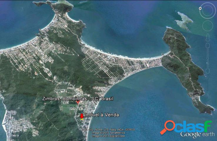 Terreno - Venda - Bombinhas - SC - Zimbros