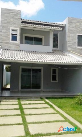 Casa Duplex - Venda - Eusébio - CE - Centro