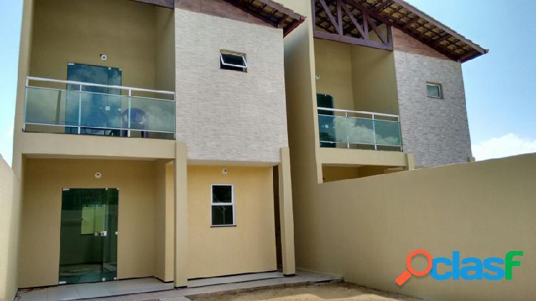 Casa duplex - venda - eusébio - ce - mangabeira