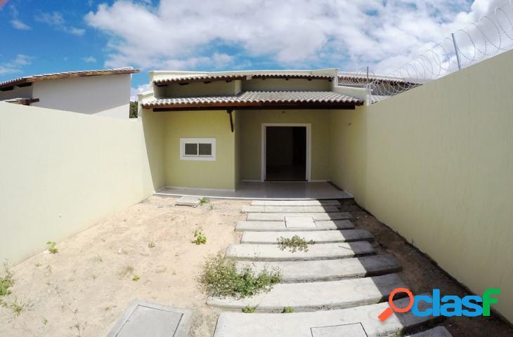 Casa Plana - Venda - Aquiraz - CE - Divineia