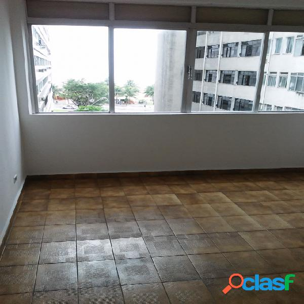 Sala living - aluguel - santos - sp - jose menino)