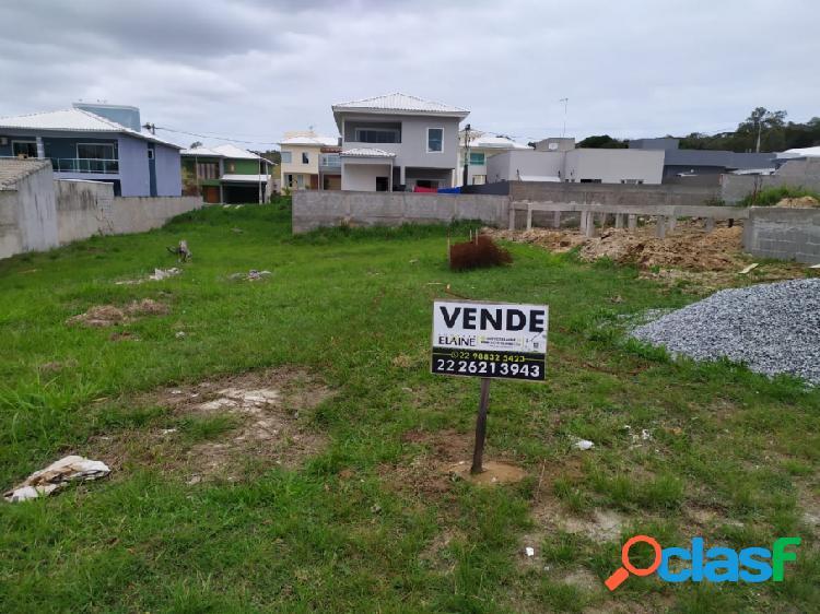 Terreno - venda - são pedro da aldeia - rj - nova são pedro/ centro