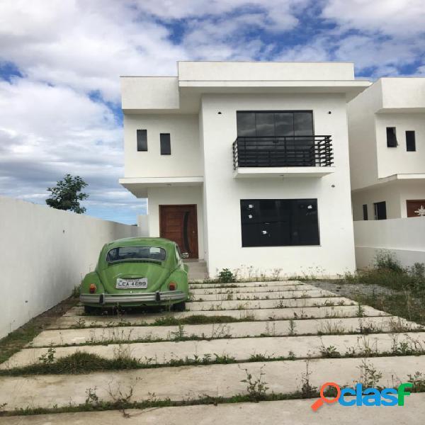 Casa duplex - venda - são pedro da aldeia - rj - nova são pedro/ centro