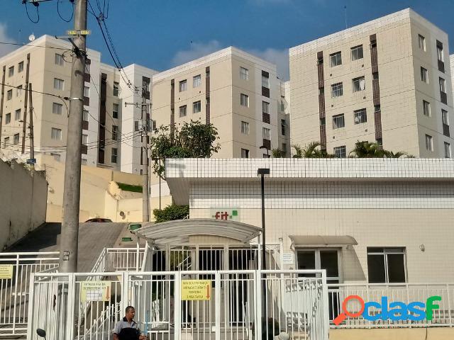Apartamento - Venda - Taboão da Serra - SP - Vila Indiana