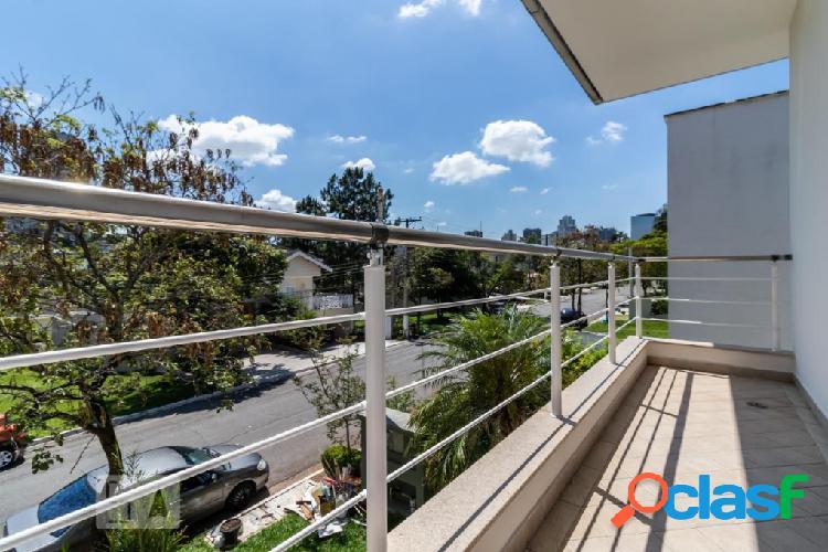 Casa em condomínio - aluguel - barueri - sp - alphaville residencial plus)
