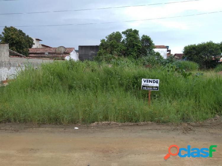 Terreno - venda - são pedro da aldeia - rj - balneário