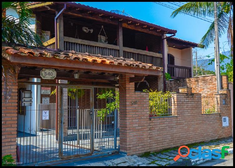 Casa - Venda - Ilhabela - SP - Perequê