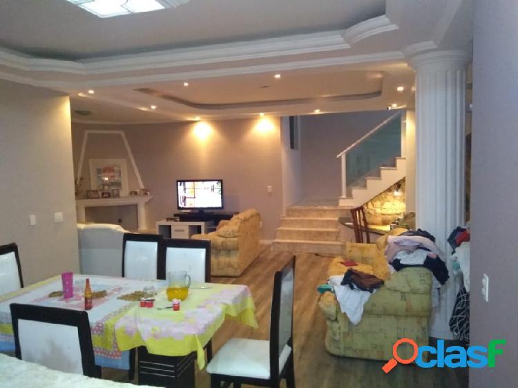 Casa em condomínio - venda - cajamar - sp - jardins (polvilho)