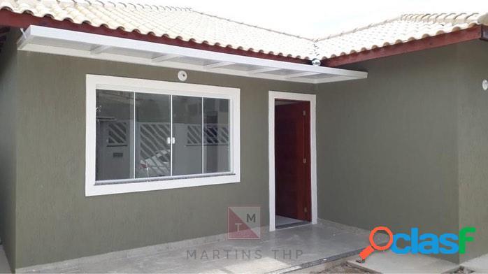 Casa em Condomínio - Venda - São Pedro da Aldeia - RJ - São Mateus
