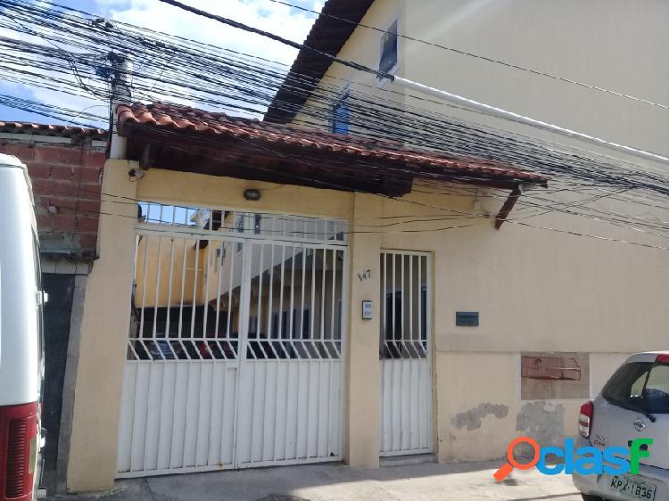 Casa de dois pavimentos - aluguel - nilópolis - rj - nossa senhora de fátima)