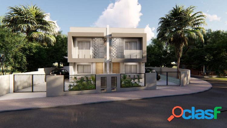 Casa duplex - venda - são josé - sc - colônia santana