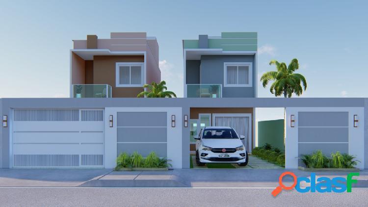 Casa duplex - venda - maricá - rj - itaipuaçú