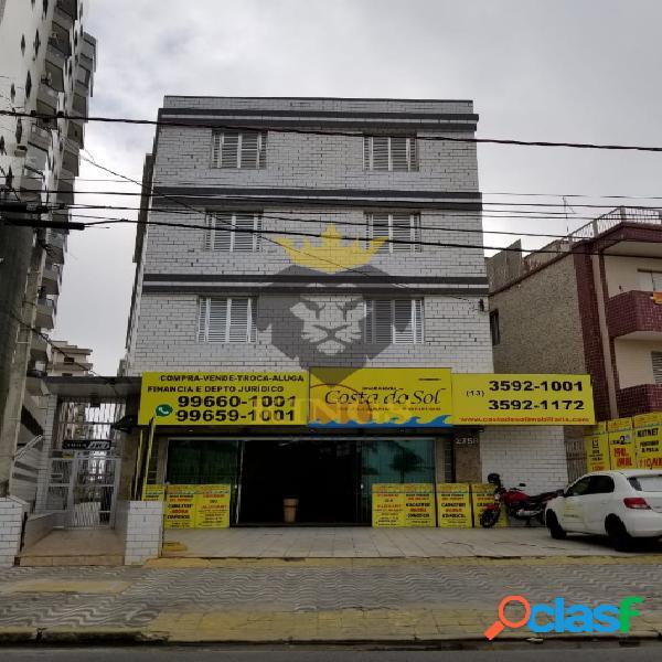 Apartamento, 44 m², 1 dormitório, 1 vaga garagem - guilhermina