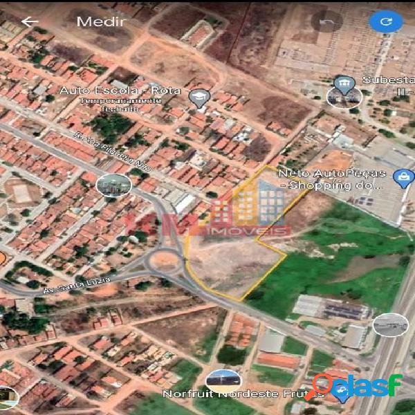 Vende-se grande área em ótima localização no santa delmira