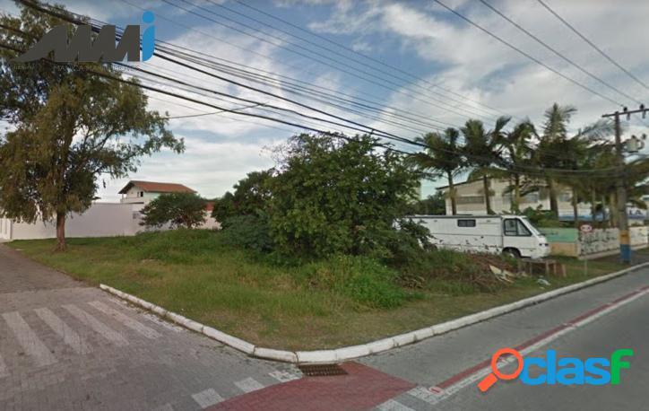 Terreno Centro Navegantes - Próximo Supermercado e aeroporto