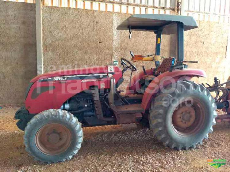 Trator Agrale 5075 4x4 ano 12