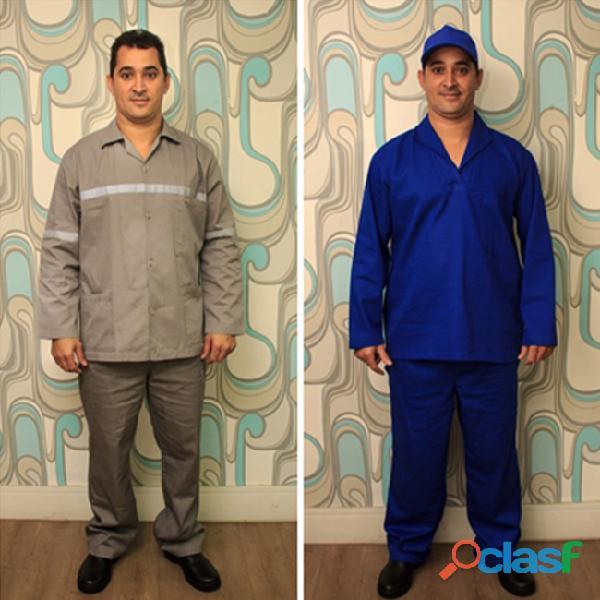 Confecção de uniformes para: empresas, industrias, construção civil