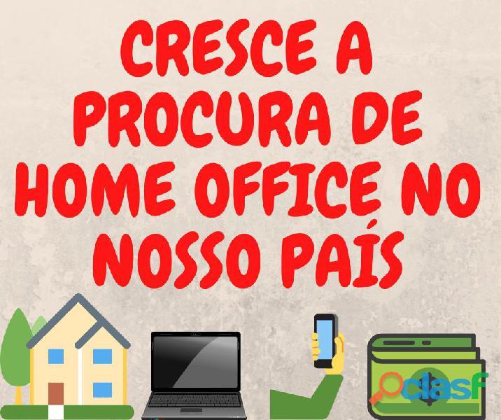 Renda Extra Como Home Office