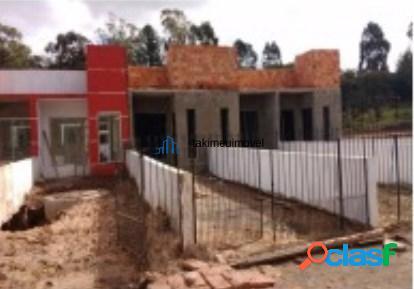 Casa 2 dormitórios à venda, vila elsa, alvorada - rs