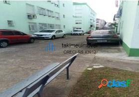 Apartamento com 2 dormitórios à venda, 40 m² por r$ 135.000 rubem berta - porto alegre/rs