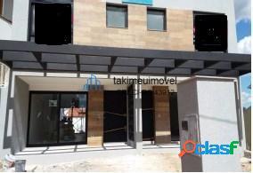 Casa com 2 dormitórios à venda, 180 m² por r$ 520.000