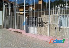 Casa com 3 dormitórios à venda, 140 m² por r$ 260.000 lomba do pinheiro - porto alegre/rs