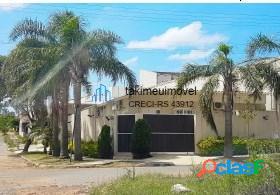 Casa com 3 dormitórios à venda, 202 m² por r$ 344.000 porto verde - alvorada/rs