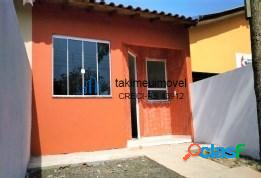 Casa com 2 dormitórios à venda, 50 m² por r$ 135.000 formosa - alvorada/rs