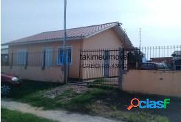Casa com 2 dormitórios à venda, 56 m² por r$ 155.000 nova alvorada - alvorada/rs