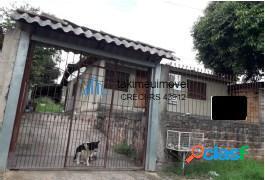 Casa com 3 dormitórios à venda, 70 m² por r$ 180.000 bela vista - alvorada/rs