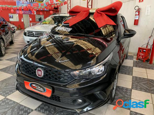 FIAT ARGO 1.0 6V FLEX. PRETO 2019 1.0 FLEX