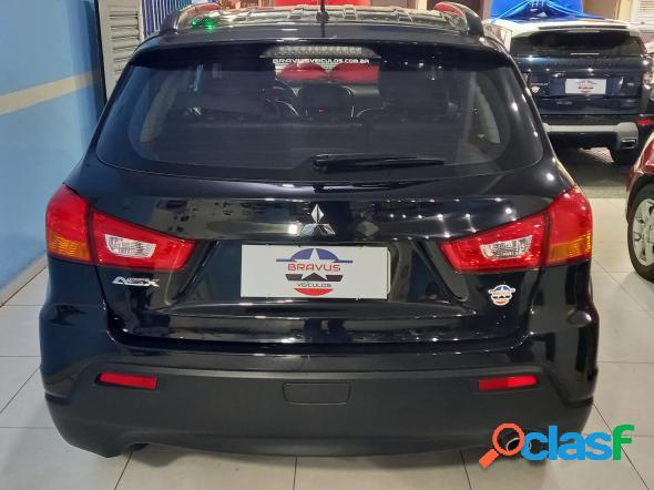 Mitsubishi asx 2.0 16v 160cv aut. branco 2011 2.0 gasolina