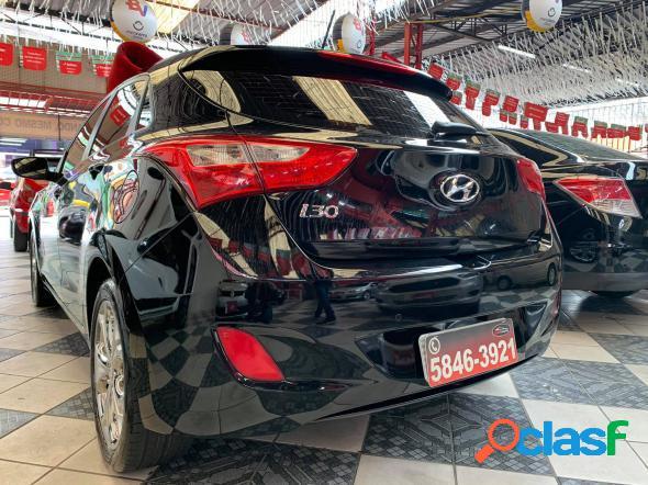 Hyundai i30 1.8 16v aut. 5p preto 2014 1.8 gasolina